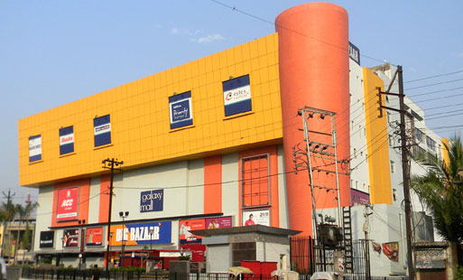 Galaxy Mall,Asansol - Image - Large
