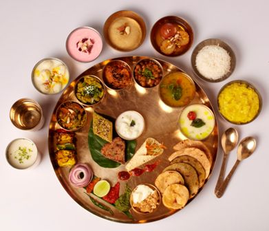 Revival Indian Thali,Mumbai - Image - Large