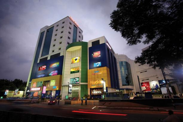 Abad Nucleus Mall,Kochi - Image - Large