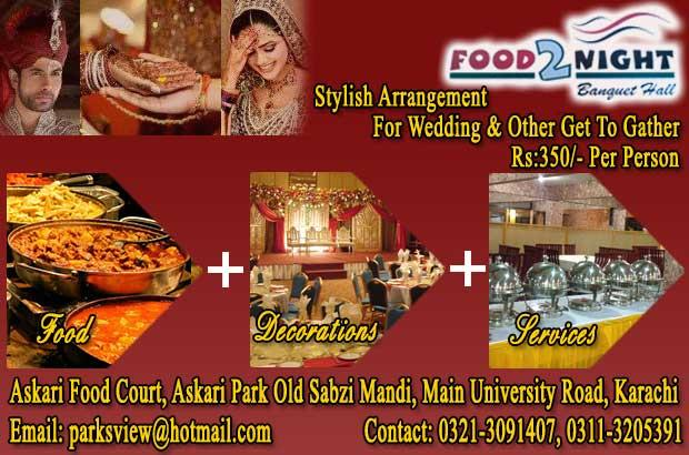 Food2Night,Karachi - Image