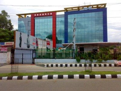 Jammu-City Square Mall - Image - Small