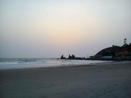 Arambol Beach - Goa